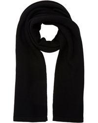 Barneys New York | Knit Oversized Scarf | Lyst