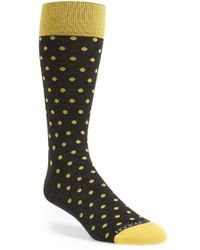 Hook + Albert | 'dots' Socks | Lyst