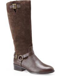 Lauren by Ralph Lauren Brown Mcleod Riding Boots brown - Lyst