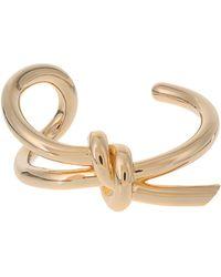 Balenciaga - Asymmetric Bow Cuff - Lyst