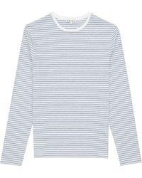 Reiss Dream Stripe Long Sleeve T-Shirt - Lyst