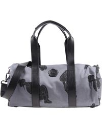 Viktor & Rolf Travel & Duffel Bag gray - Lyst
