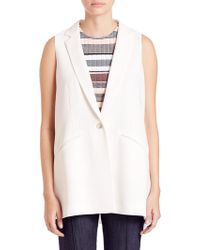 Elizabeth and James | Garnet Vest | Lyst