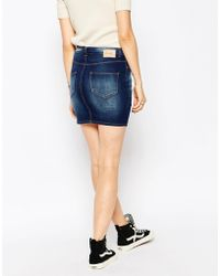 Blend She - Mixie Skirt - Lyst