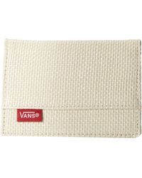 Vans Authentic Bifold Wallet - Lyst