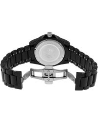 Ben Minkoff - The General Limited Edition Black Ceramic White Dial 24-hour Bezel - Lyst