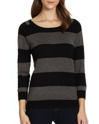 Joie Bronx Striped Sweater - Lyst