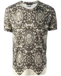 Alexander McQueen T- Shirt - Lyst