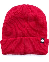 Obey Ruger Beanie - Lyst