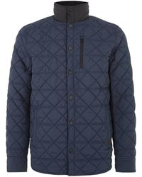 Victorinox - Bernhold Quilted Jacket - Lyst