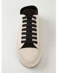 Ann Demeulemeester Blanche - Colour Block Trainers - Lyst