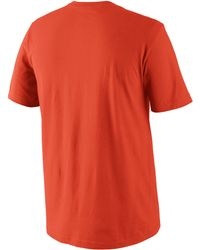 Nike Mens San Francisco Giants Practice Tshirt - Lyst