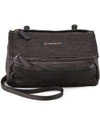 Givenchy Pandora Mini Crossbody Bag Black - Lyst