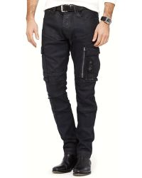 Ralph Lauren Black Label Sr-19 Cargo Pants - Lyst