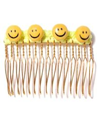 Venessa Arizaga - 'i Love Your Smile' Hair Comb - Lyst
