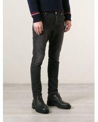 Saucony - Slim Fit Jeans - Lyst