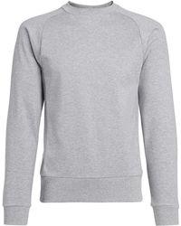 Y-3 -Rundhalssweater-In-Grau gray - Lyst