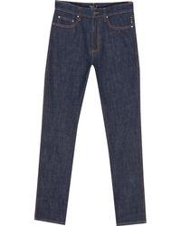 agnès b. - Blue Ringo Jeans - Lyst