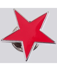 agnès b. - Red Pin Estrella - Lyst