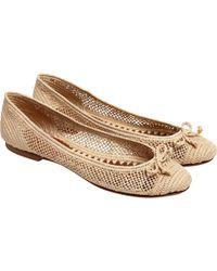 agnès b. - Leila Ballet Shoes - Lyst