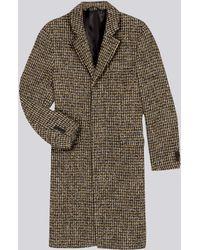 agnès b. - Wool Bruggen Coat - Lyst