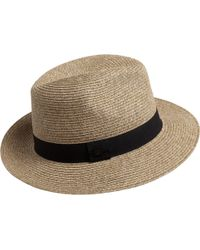 agnès b. - Yellow Kari Hat - Lyst