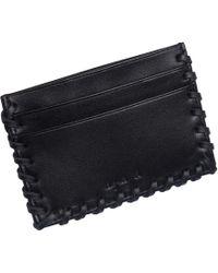 agnès b. - Black Cardholder Nine - Lyst