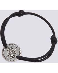 Agnes B. | Black Bracelet Lizard | Lyst