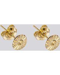 agnès b. - Sun Earrings - Lyst