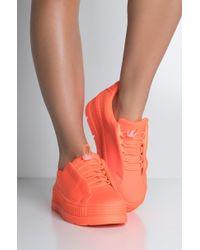 AKIRA - Dope Pvc Sneakers - Lyst