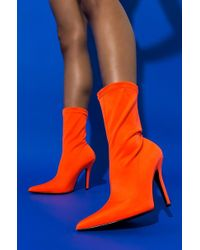 Cape Robbin - Take Some Risks Pointed Toe Booties - Lyst