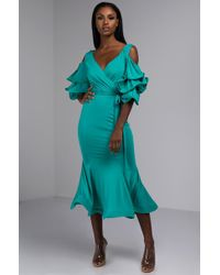 AKIRA - Dont Try This At Home Maxi Dress - Lyst