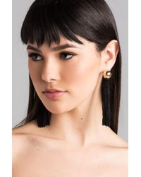 AKIRA - Take You Up Tassel Earrings - Lyst