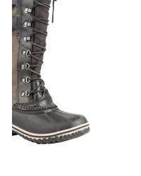Sorel - Conquest Carly Ii Waterproof Mid Calf Boot - Lyst