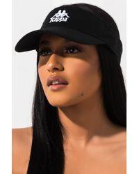 Kappa Womens Authentic Bza Visor Hat