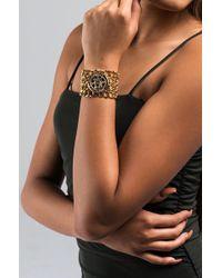 AKIRA - All Mine Coin Bracelet - Lyst