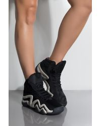 newest 24b5b 3f59e adidas - Womens Crazy 8 Adv W - Lyst