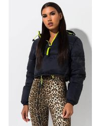 f838371f3a97 Lyst - Women s Fila Padded and down jackets On Sale