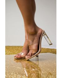 Unk - Azalea Wang Will You Accept This Rose Chy Sandal - Lyst