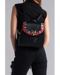 AKIRA - Canteen Embellished Backpack - Lyst