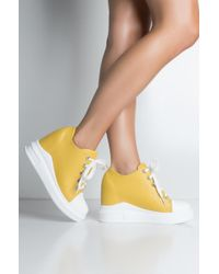 AKIRA - Crazy In Love Novelty Sneakers - Lyst