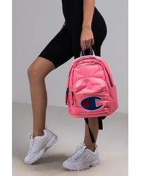 Champion - Logo Mini-backpack - Lyst