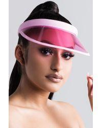 AKIRA - Poker Face Visor - Lyst