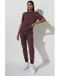 Champion - Reverse Weave All Over Diagonal Print JOGGER - Lyst