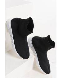 AKIRA - Go For It Stretchy Sneakers - Lyst