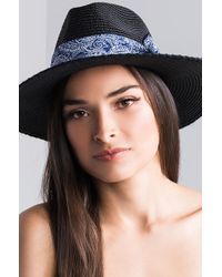 AKIRA - Beach Therapy Hat - Lyst