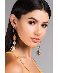AKIRA - Primavera Earrings - Lyst