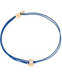 ALEX AND ANI - Blue Kindred Cord World Peace - Lyst