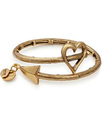 ALEX AND ANI - Cupid's Arrow Wrap - Lyst