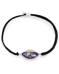 ALEX AND ANI - Green Bay Packers Pull Cord Bracelet - Lyst